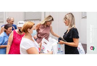 Помощь благотворительному центру «Каритас»