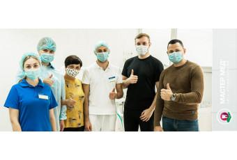 Социальная программа «Здоровые зубы полякам»