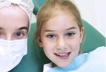 Как побороть страх детей перед стоматологами