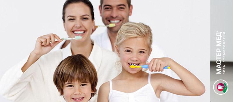 Гены не влияют на состояние зубов